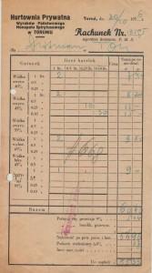 Hurtownia Prywatna PMS w Toruniu 20.10.1936 [Desktop Resolution]