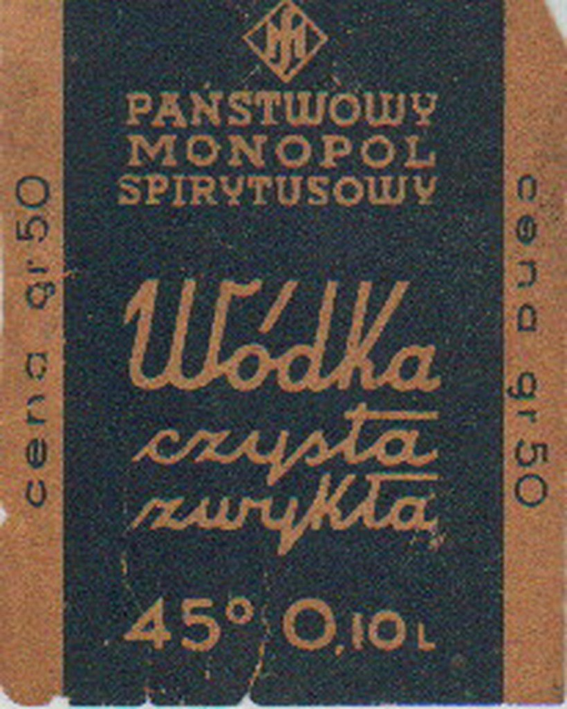 PMS Wodka Czysta Zwykla 45 [Desktop Resolution]