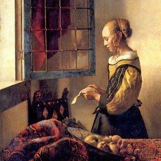 czytelnictwo Vermeer