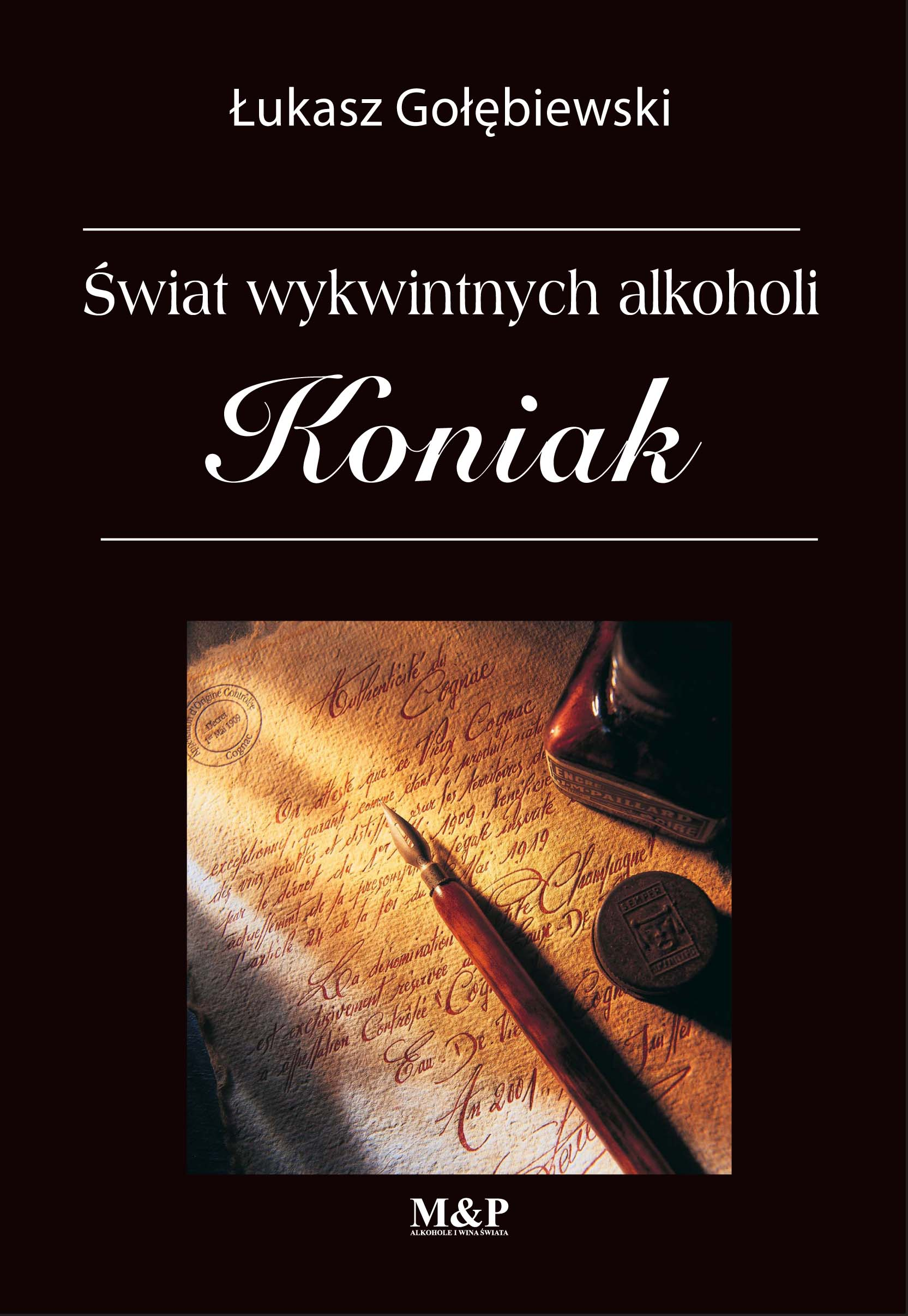 Koniak-cover