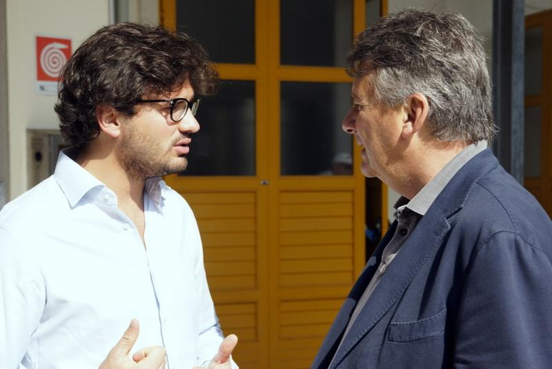 Nicola i Guido Luxardo