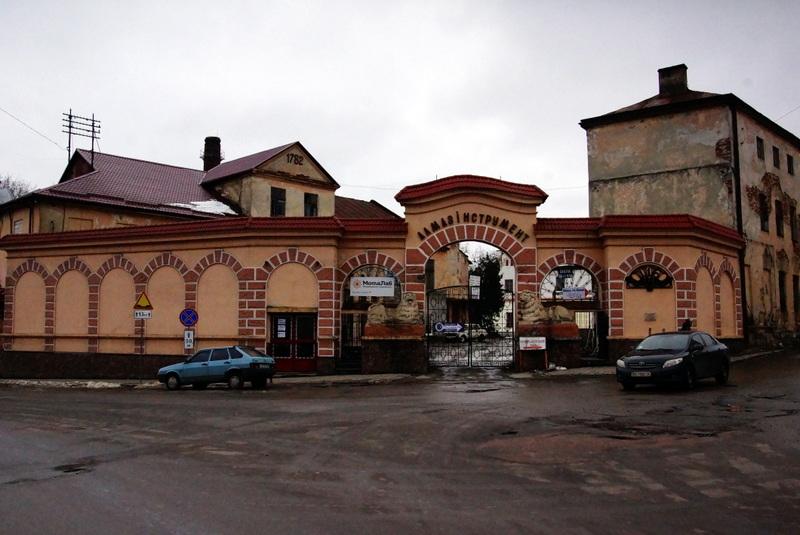 Baczewski old distillery (2)