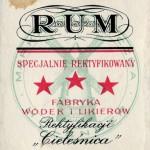 Cielesnica Rum
