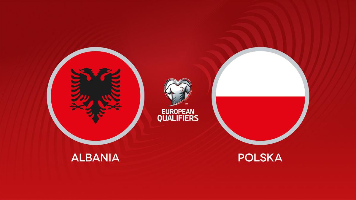 Albania-vs-Polska
